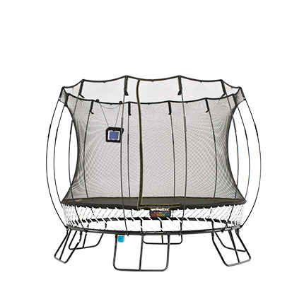 แทรมโพลีนสปริงฟรี รุ่น R79 ขนาด 10 ฟุต พร้อมทาโกม่าเกมส์ลับสมอง SpringfreeTrampoline